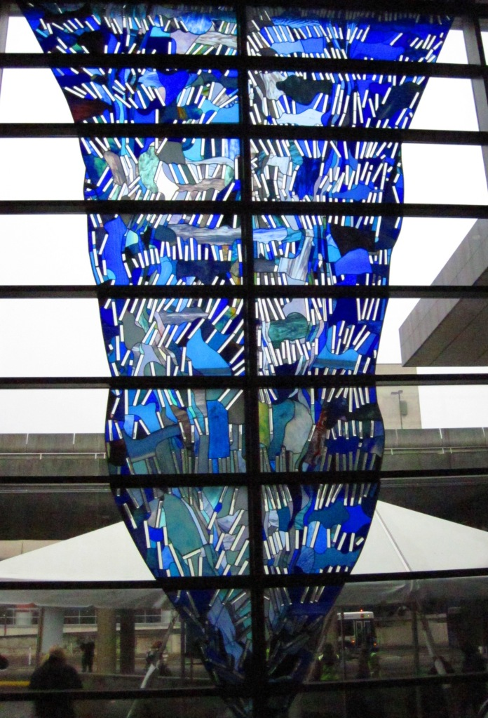 Glass window #2.