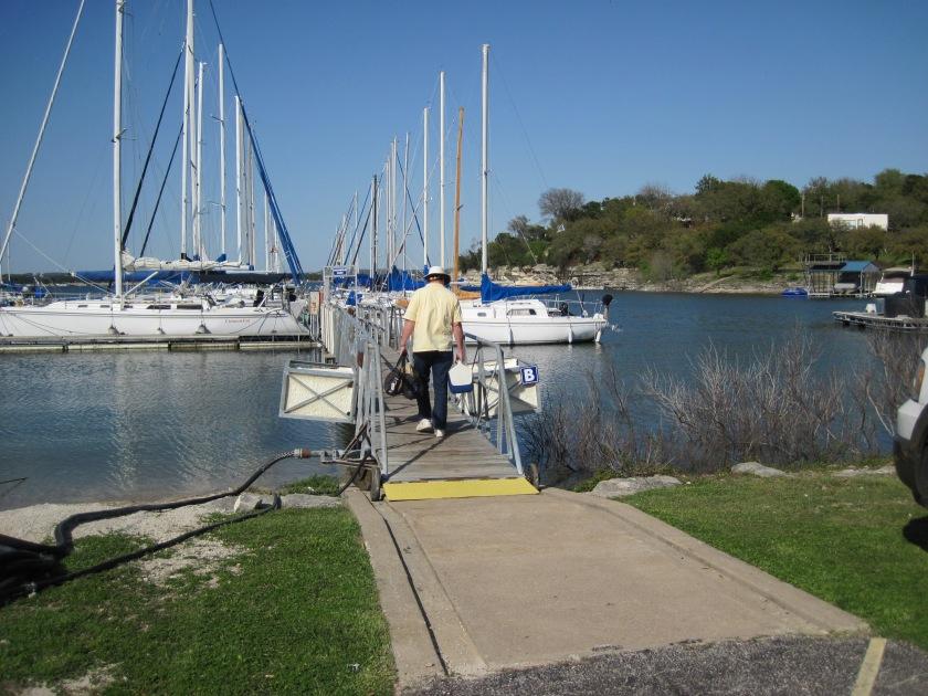 Lake Travis @ 681'  3/26/2010
