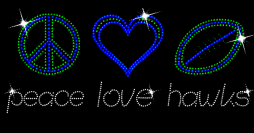 PeaceLoveHawks
